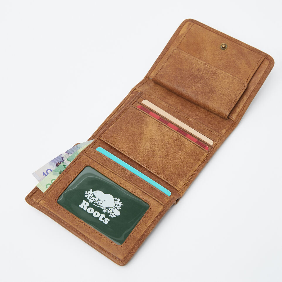 Roots-undefined-Easy Trifold Wallet Woven-undefined-B