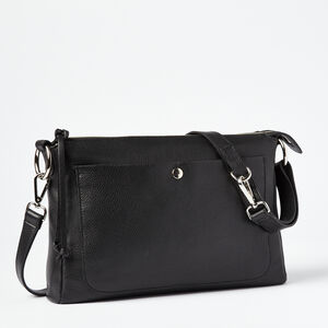Roots-Leather Handbags-Sierra Bag Prince-Black-A