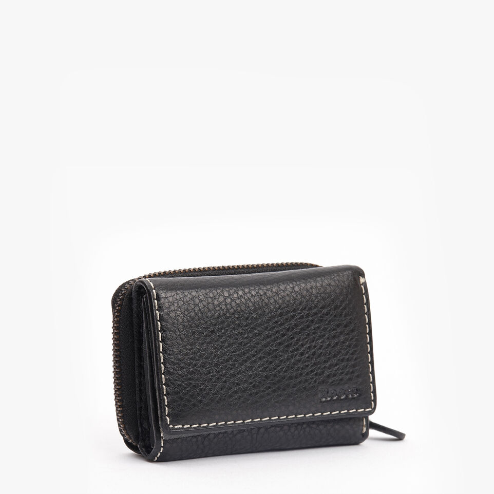 Roots-undefined-Small Trifold Clutch Prince-undefined-D