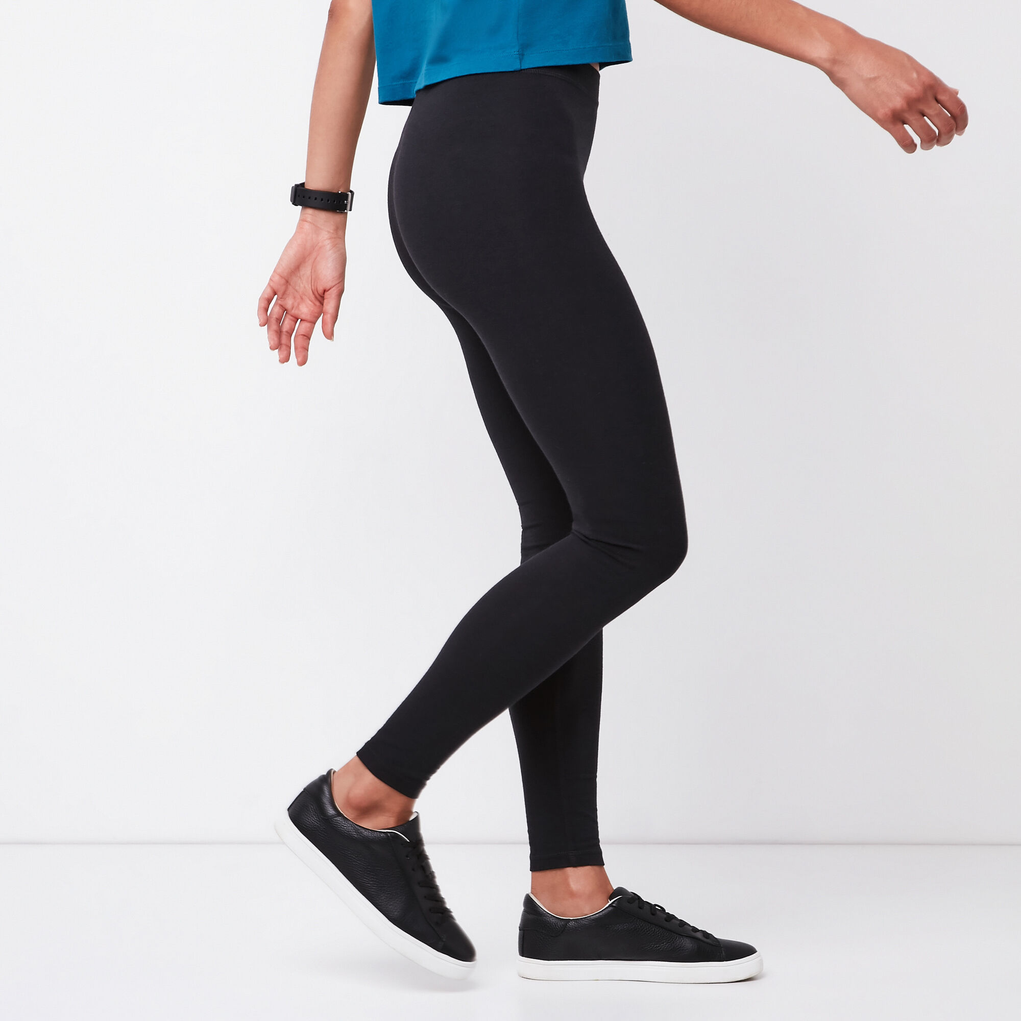 Longer Length Bamboo Legging