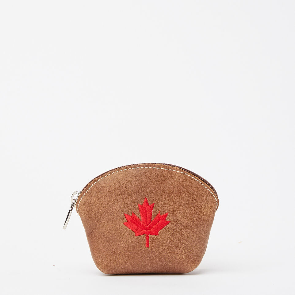 Roots-undefined-Feuille d'érable Petit Pochette Euro Tribe-undefined-B