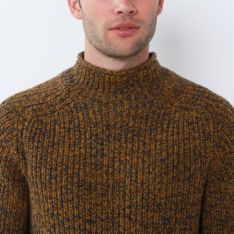 Roots-undefined-Crowsnest Mock Neck Sweater-undefined-C