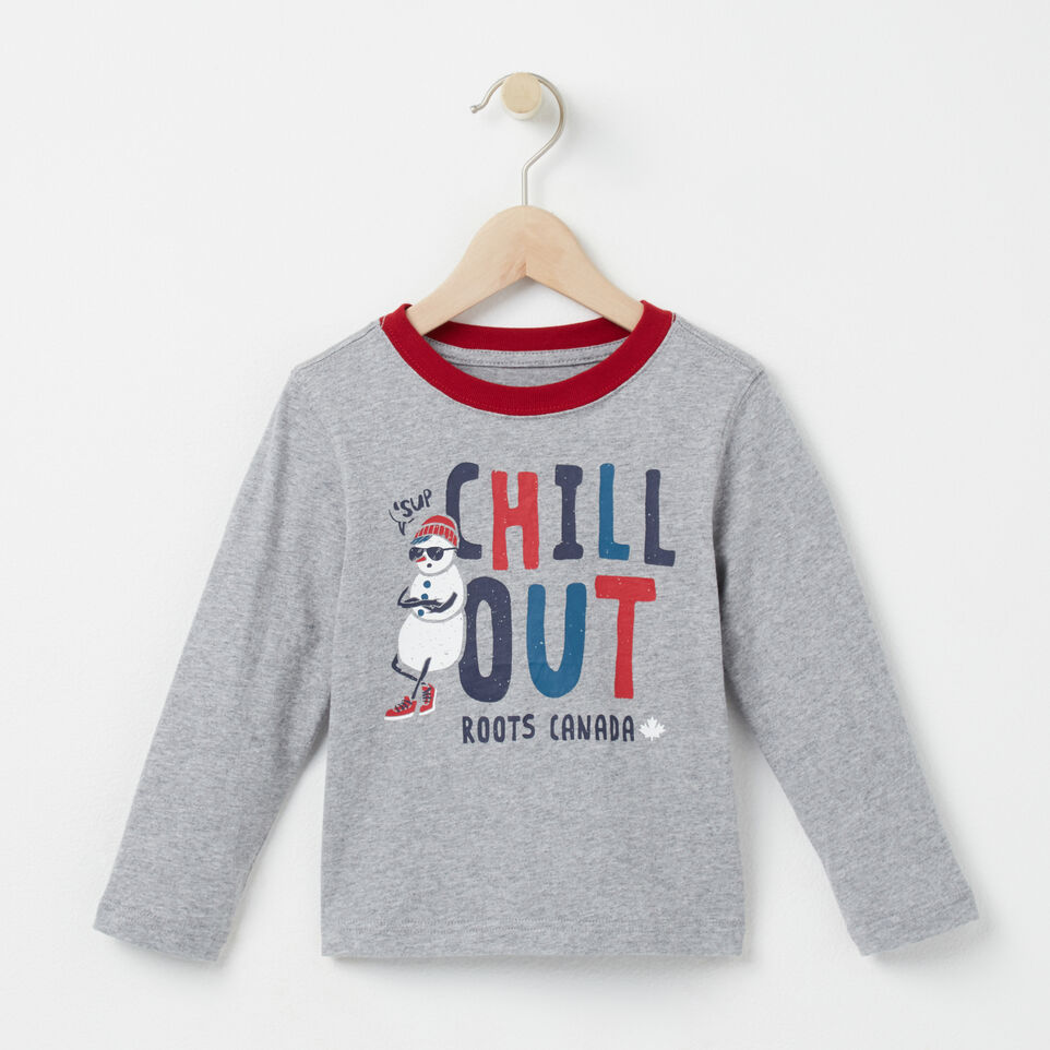 Roots-undefined-Toddler Chill Out T-shirt-undefined-A