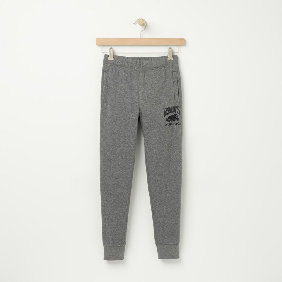 Roots-undefined-Boys Justin Slim Sweatpant-undefined-A