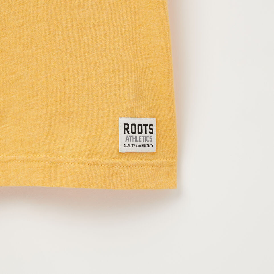 Roots-undefined-T shirt Cooper Beaver-undefined-D