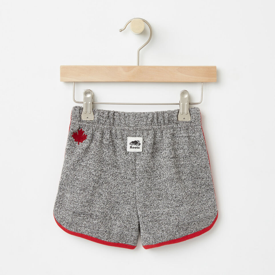Roots-undefined-Baby Cooper Canada Shorts-undefined-B