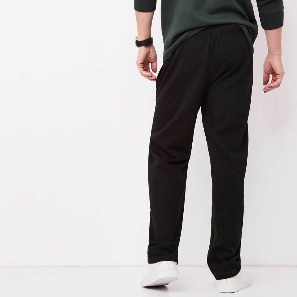 Roots-undefined-Classic Open Bottom Sweatpant-undefined-D