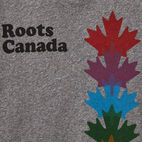 Roots-undefined-Womens Leaf Colour Stack T-shirt-undefined-C
