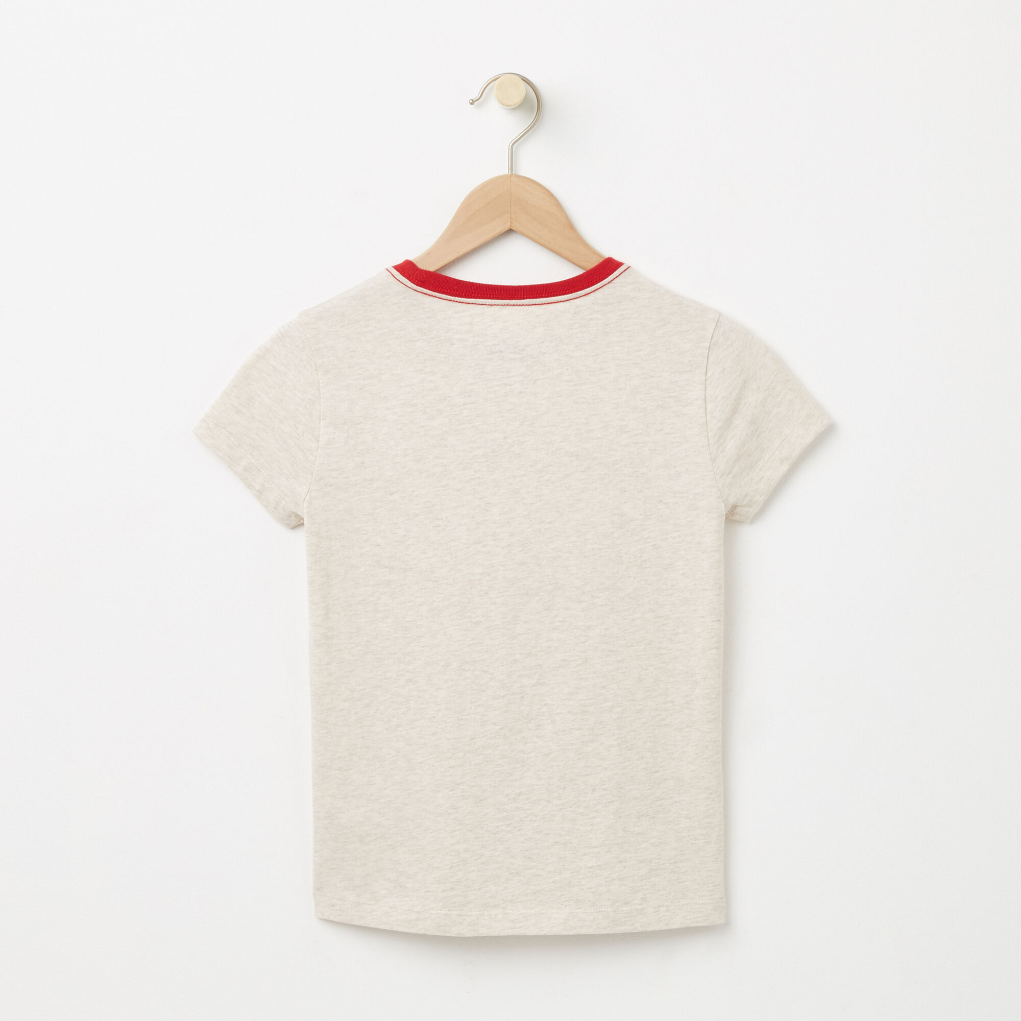 Girls Roots Maple T-shirt