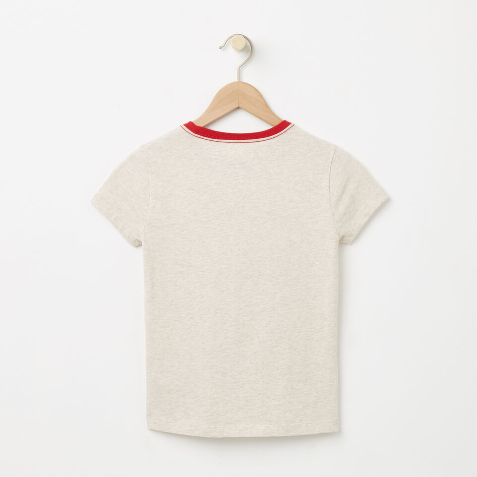Roots-undefined-Filles T-shirt Érable Roots-undefined-B