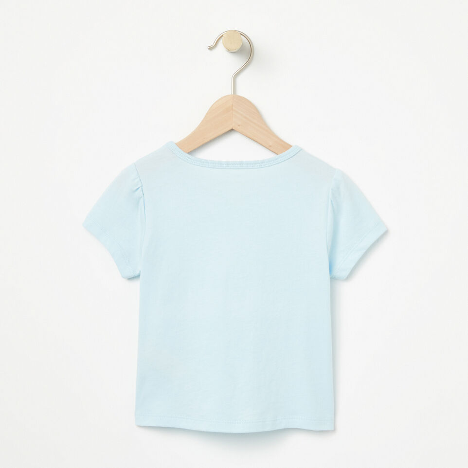 Roots-undefined-Baby Cooper Beaver Puff T-shirt-undefined-B