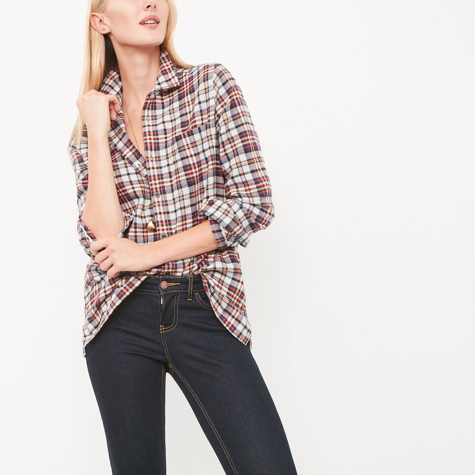 Roots-undefined-Varley Plaid Shirt-undefined-A