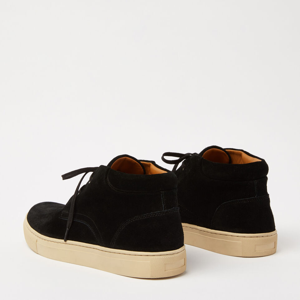 Roots-undefined-Raymond Sneaker Suede-undefined-C