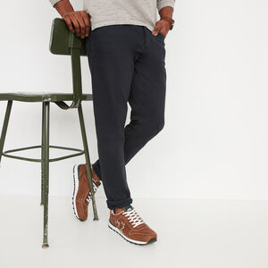 Roots-Men Pants-New Albany 5-pocket Pant-Indigo-A