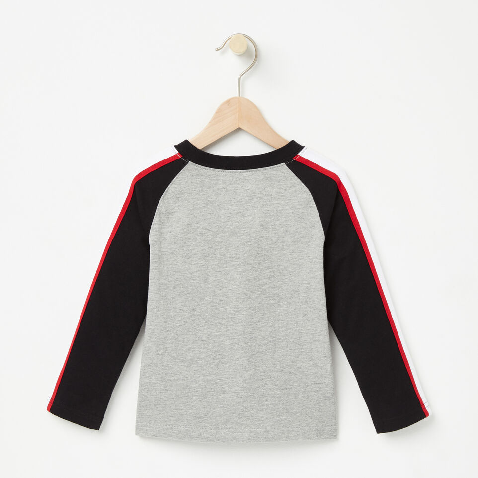 Roots-undefined-Toddler Slater Baseball Top-undefined-B
