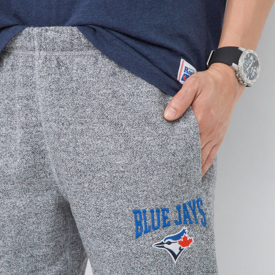 Roots-undefined-Mens Blue Jays Stadium Sweatpant-undefined-D