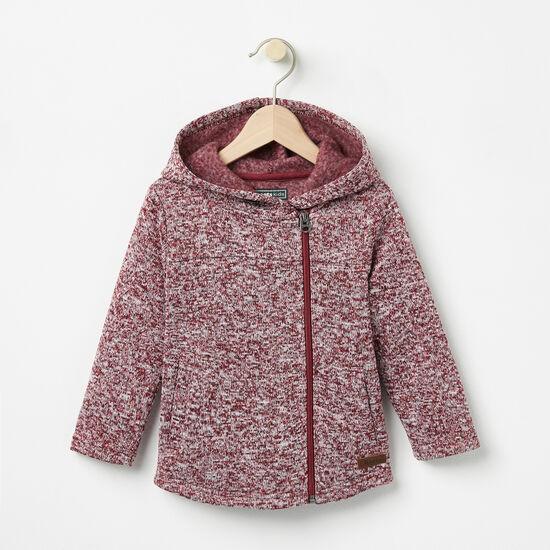 Roots-Kids Tops-Toddler Eloise Jacket-Rhododendron-A