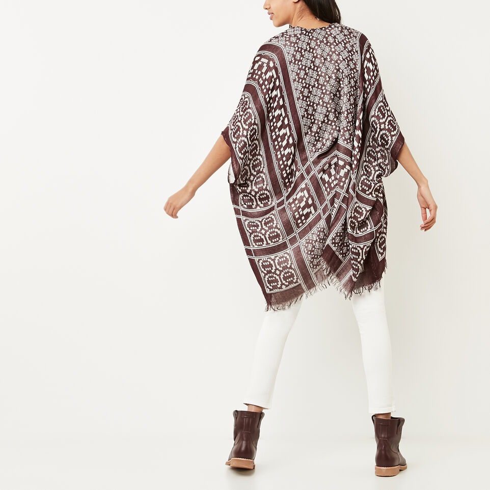 Roots-undefined-Kimono Cache coeur Meera-undefined-D