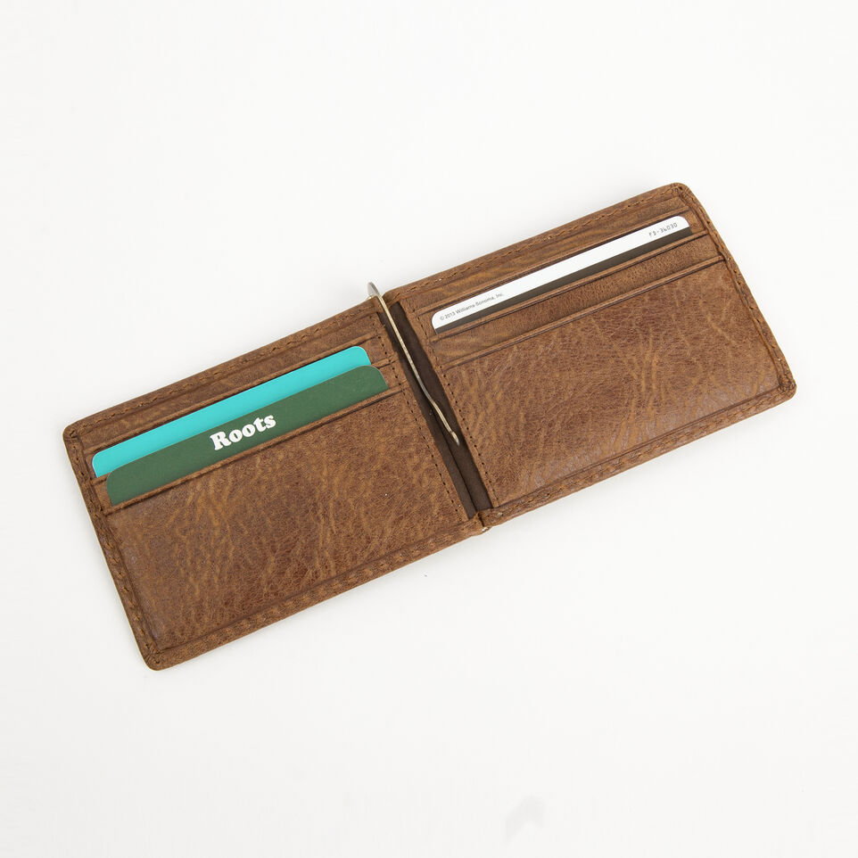 Roots-undefined-Mens Money Clip Tribe-undefined-B