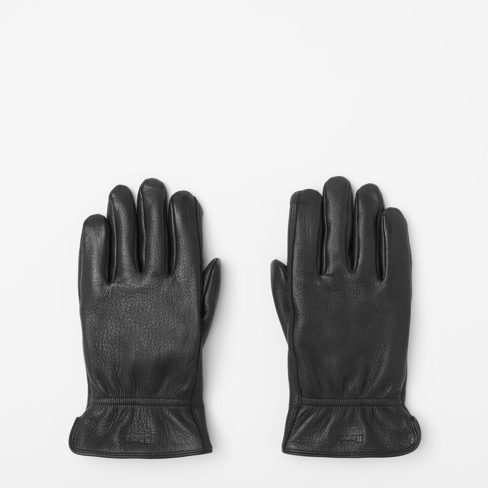 Roots-undefined-Mens Classic Nappa Gloves-undefined-B