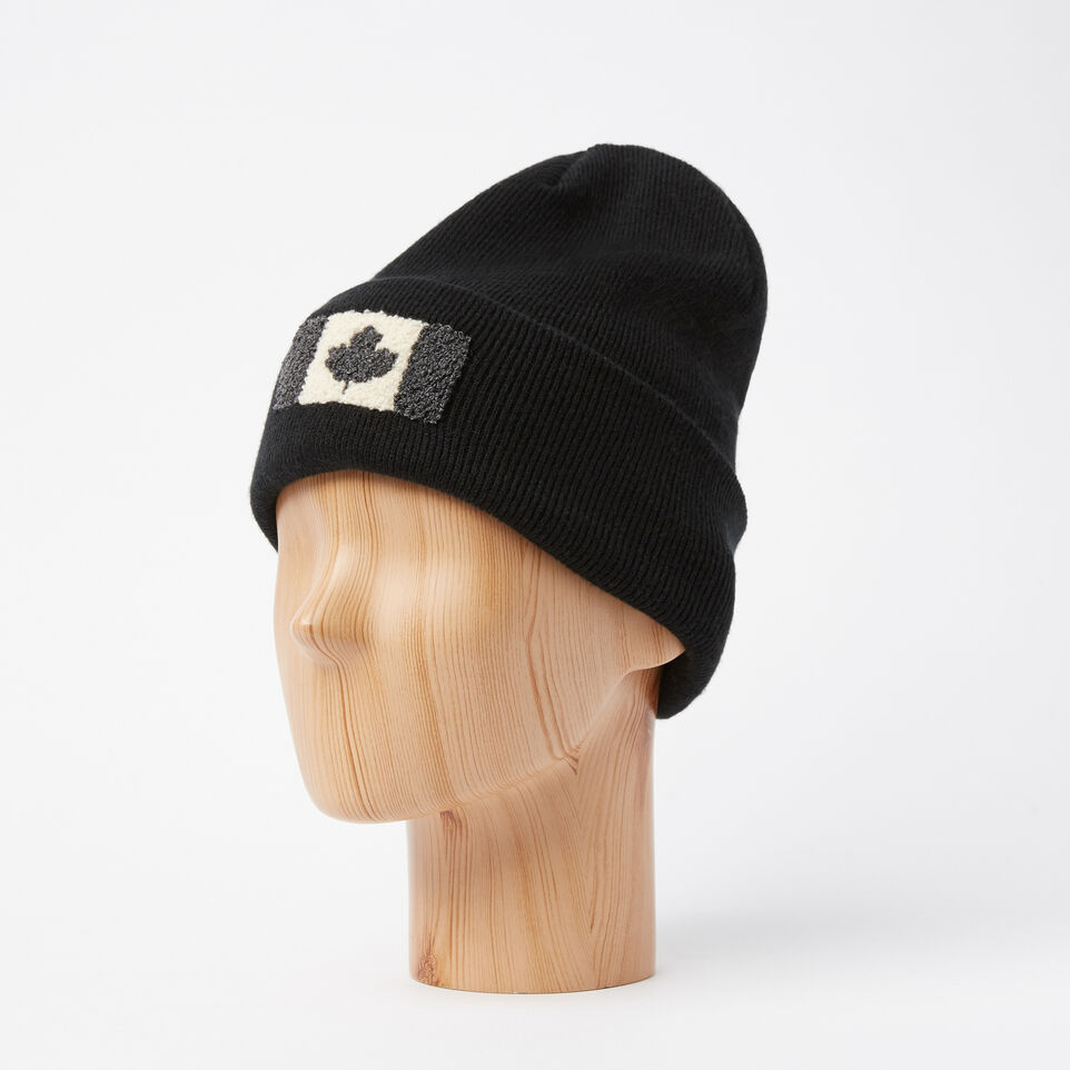 Roots-undefined-Chenille Flag Toque-undefined-B