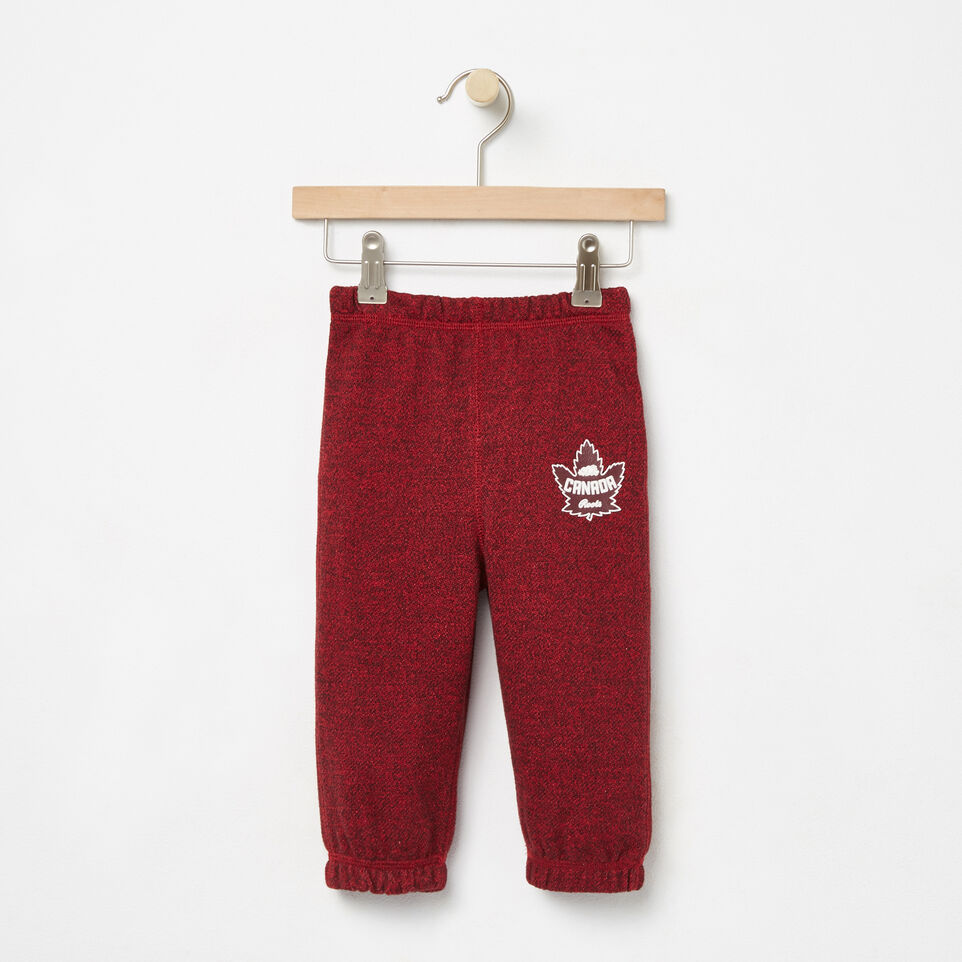Roots-undefined-Baby Heritage Canada Original Sweatpant-undefined-A