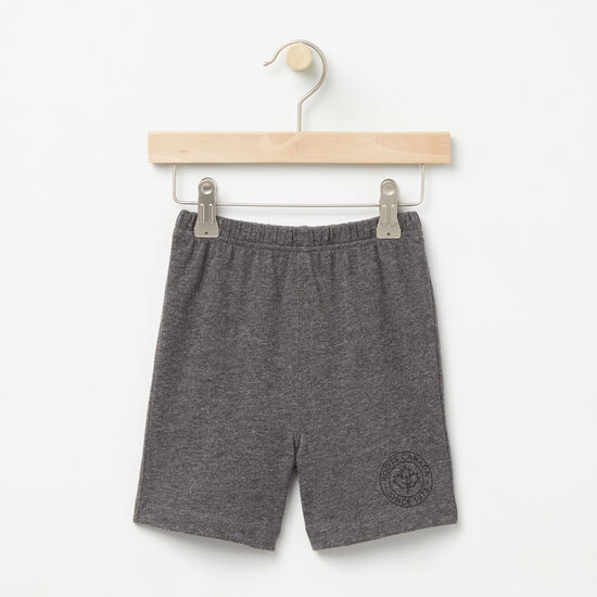 Roots-Sale Baby-Baby Moncton Shorts-Charcoal Mix-A