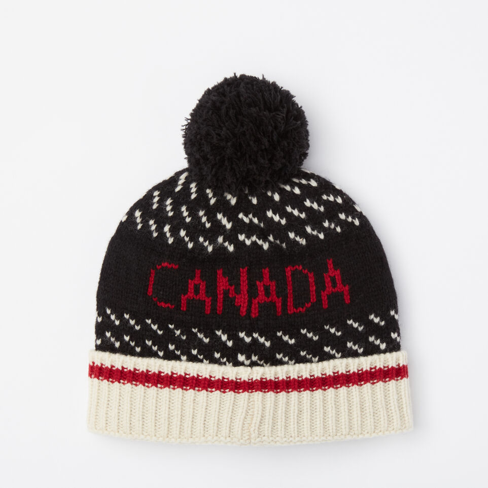 Roots-undefined-Tuque Cabane Roots 3Points-undefined-C