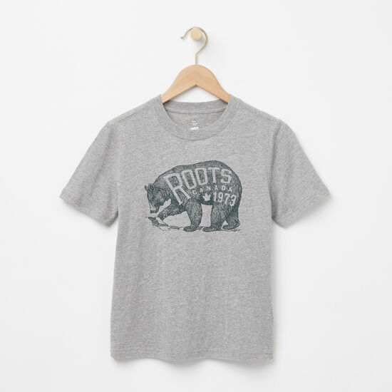 Boys Roots Animal T-shirt