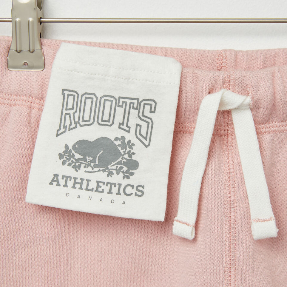 Roots-undefined-Girls Original Athletic Shorts-undefined-E