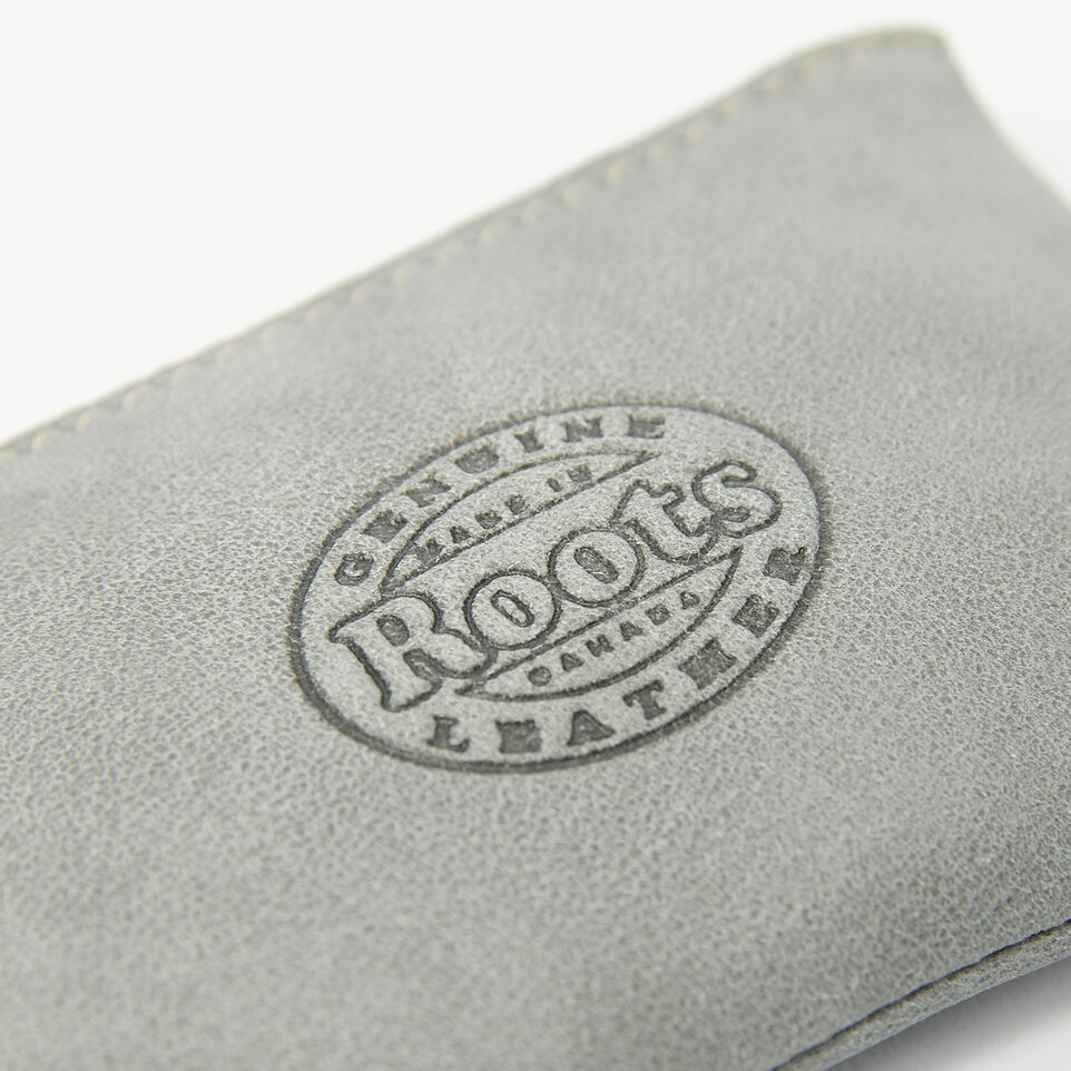 Roots-undefined-Top Zip Key Pouch Tribe-undefined-C