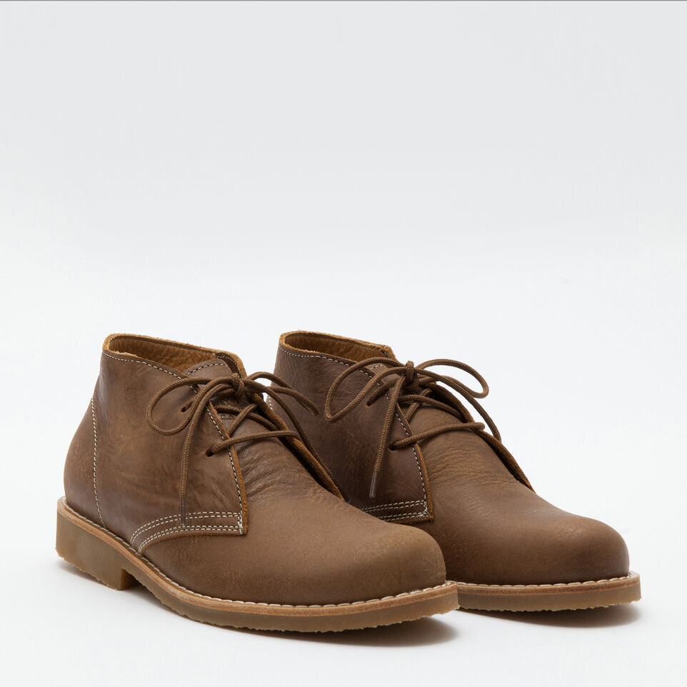 Roots-undefined-Botte Chukka Cuir Tribe-undefined-B