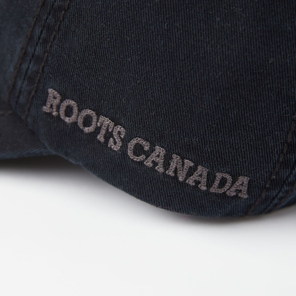 Roots-undefined-Chenille Flag Baseball Cap-undefined-E
