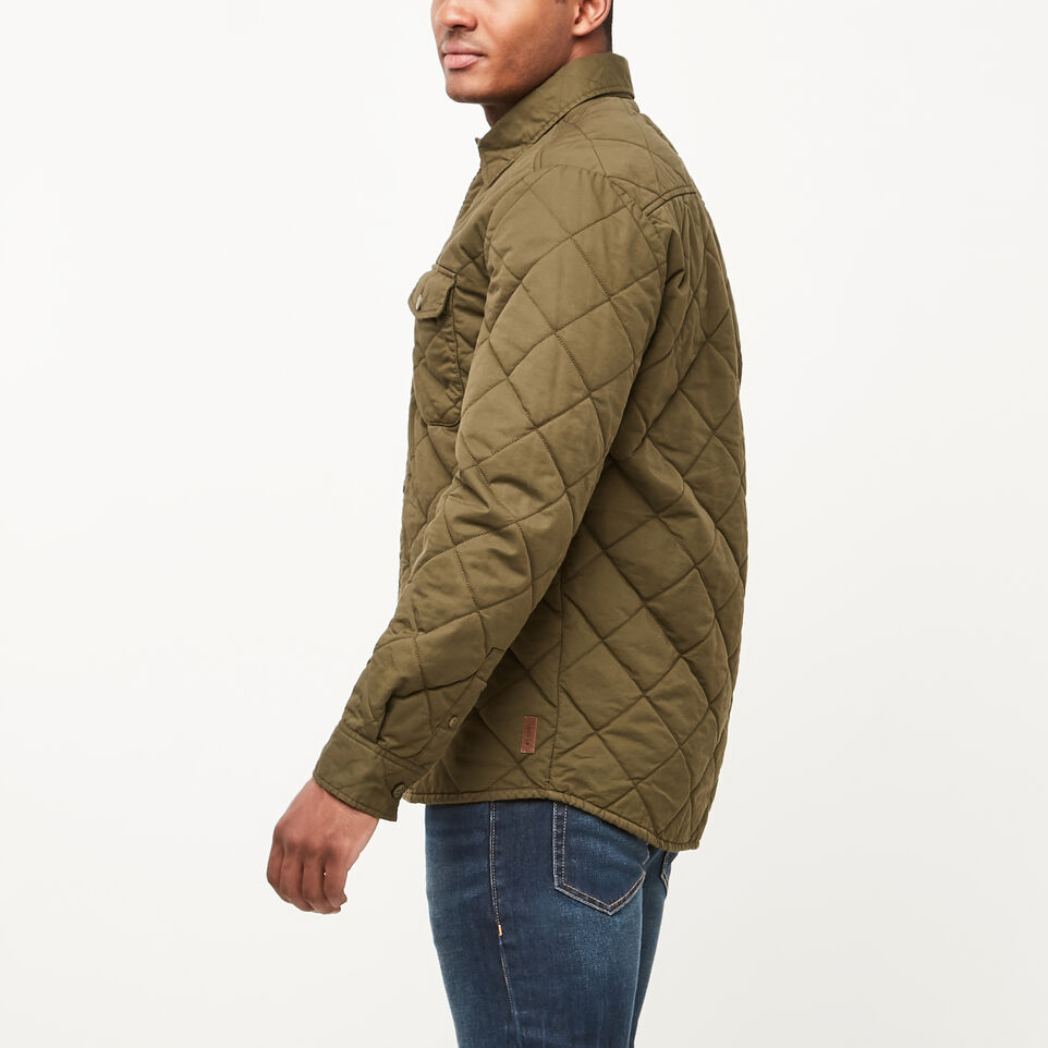 Roots-undefined-Lockport Quilted Shacket-undefined-B