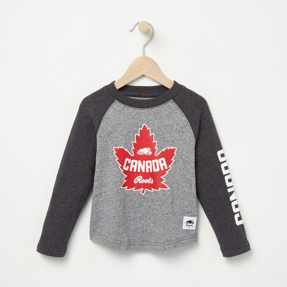 Roots-undefined-Toddler Heritage Canada Long Sleeve T-shirt-undefined-A
