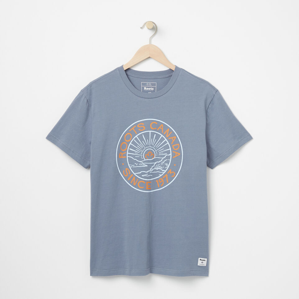 Roots-undefined-Canada Rising T-shirt-undefined-A