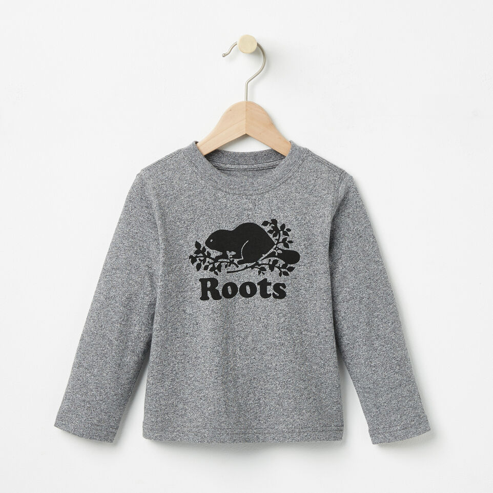 Roots-undefined-Toddler Cooper Beaver T-shirt-undefined-A
