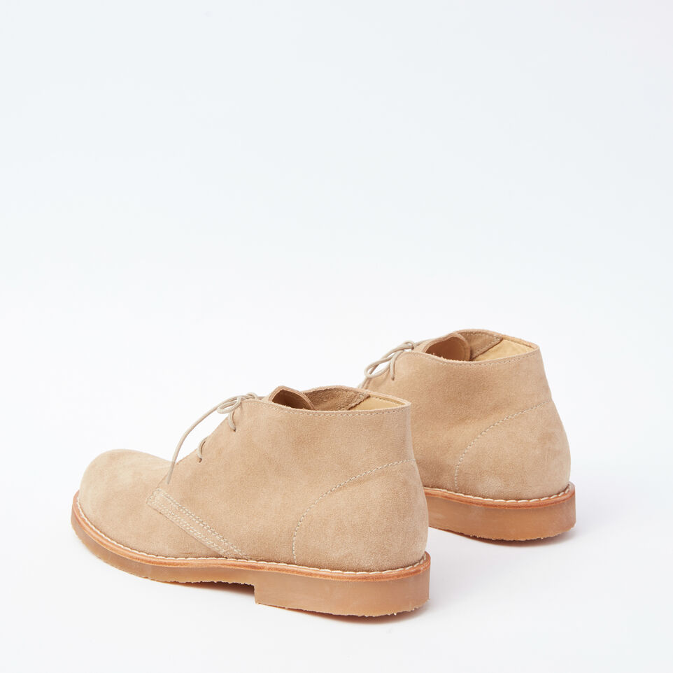 Roots-undefined-Botte Chukka cuir Suede pour hommes-undefined-D