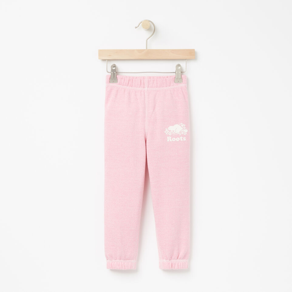 Roots-undefined-Toddler Colour Pepper Original Slim Sweatpant-undefined-A