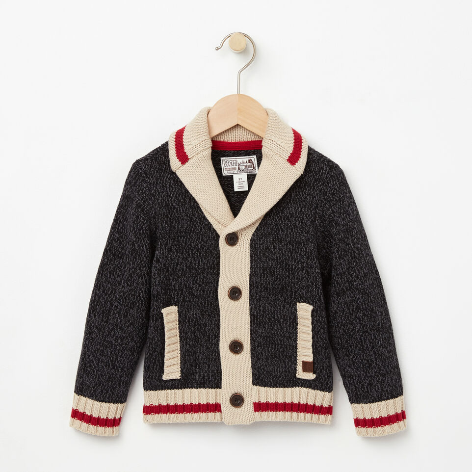 Roots-undefined-Toddler Roots Cabin Shawl Cardigan-undefined-A