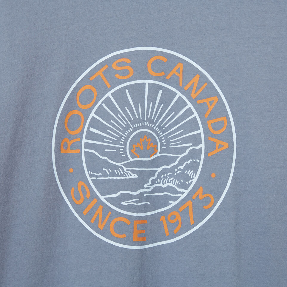 Roots-undefined-Canada Rising T-shirt-undefined-D