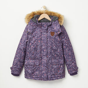 Roots-Kids Categories-Girls North Wind Parka-Valley Purple-A