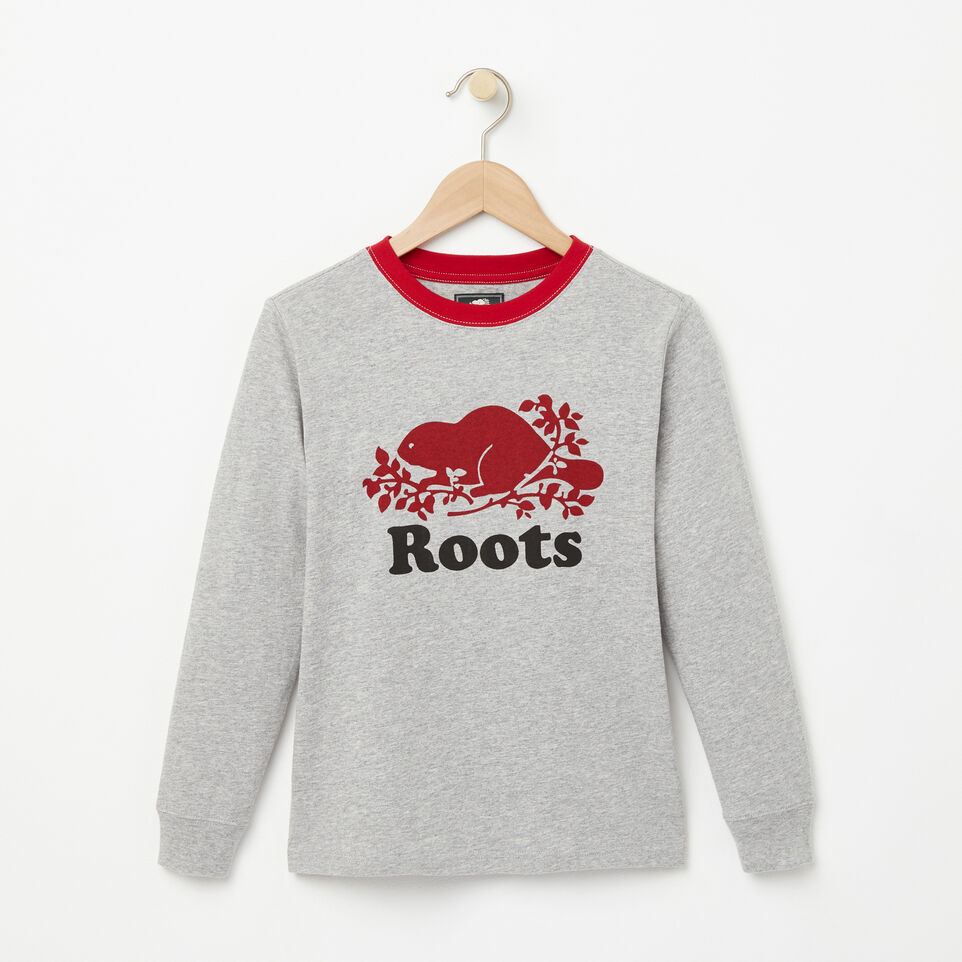 Roots-undefined-Boys Micro Fleece PJ Set-undefined-B