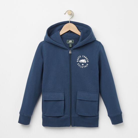 Boys Brandon Full Zip Hoody