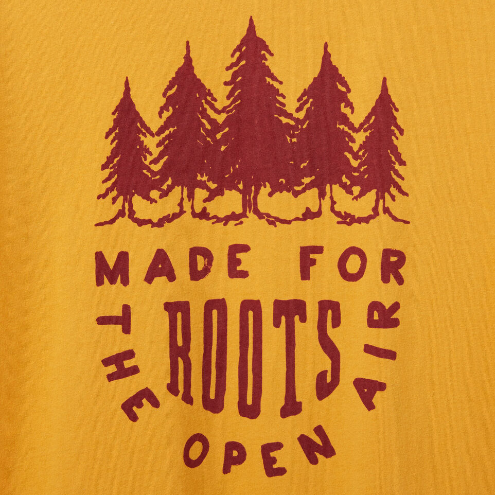 Roots-undefined-Boys Tree Stack T-shirt-undefined-C