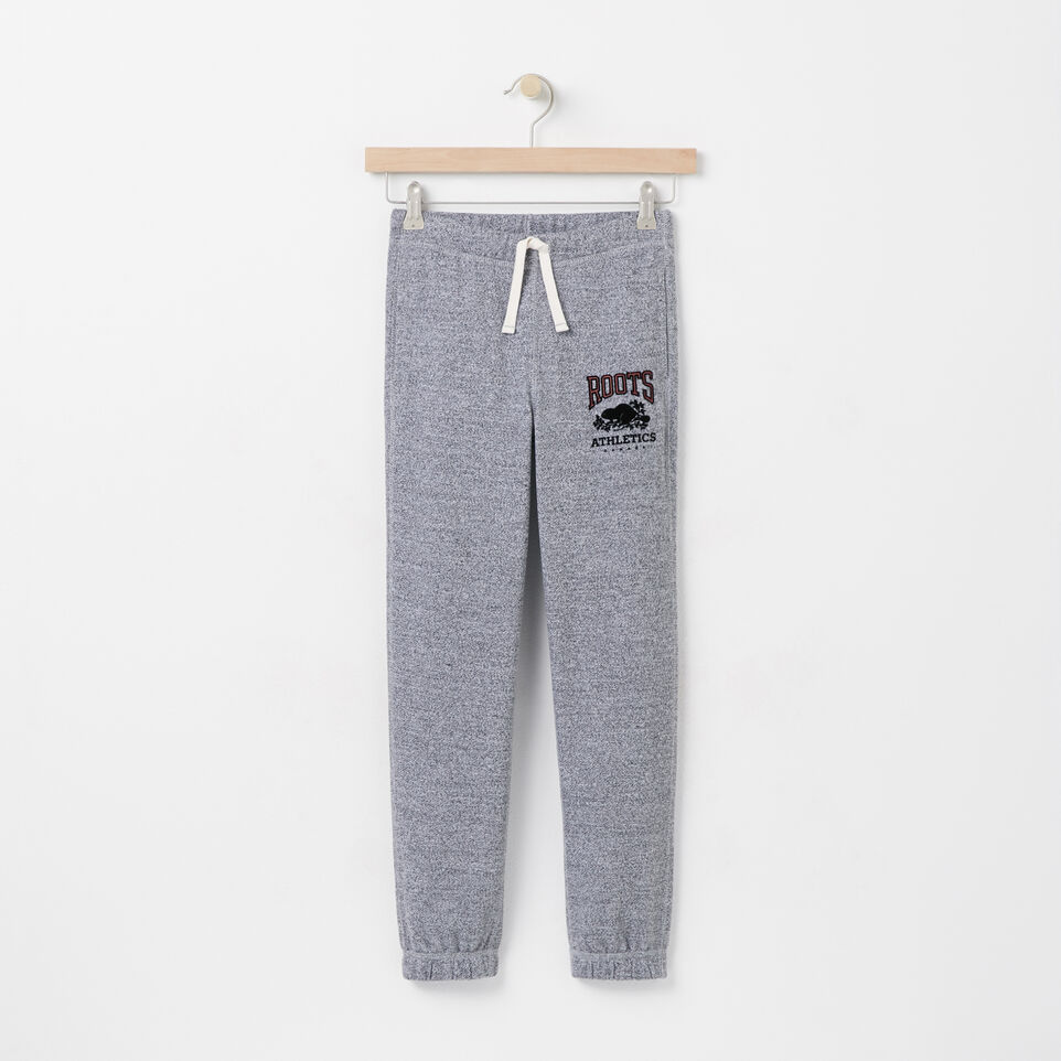 Roots-undefined-Boys Pocket Slim Sweatpant-undefined-A