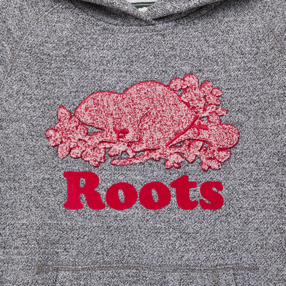 Roots-undefined-Girls Noelle Chenille Kanga Hoody-undefined-C