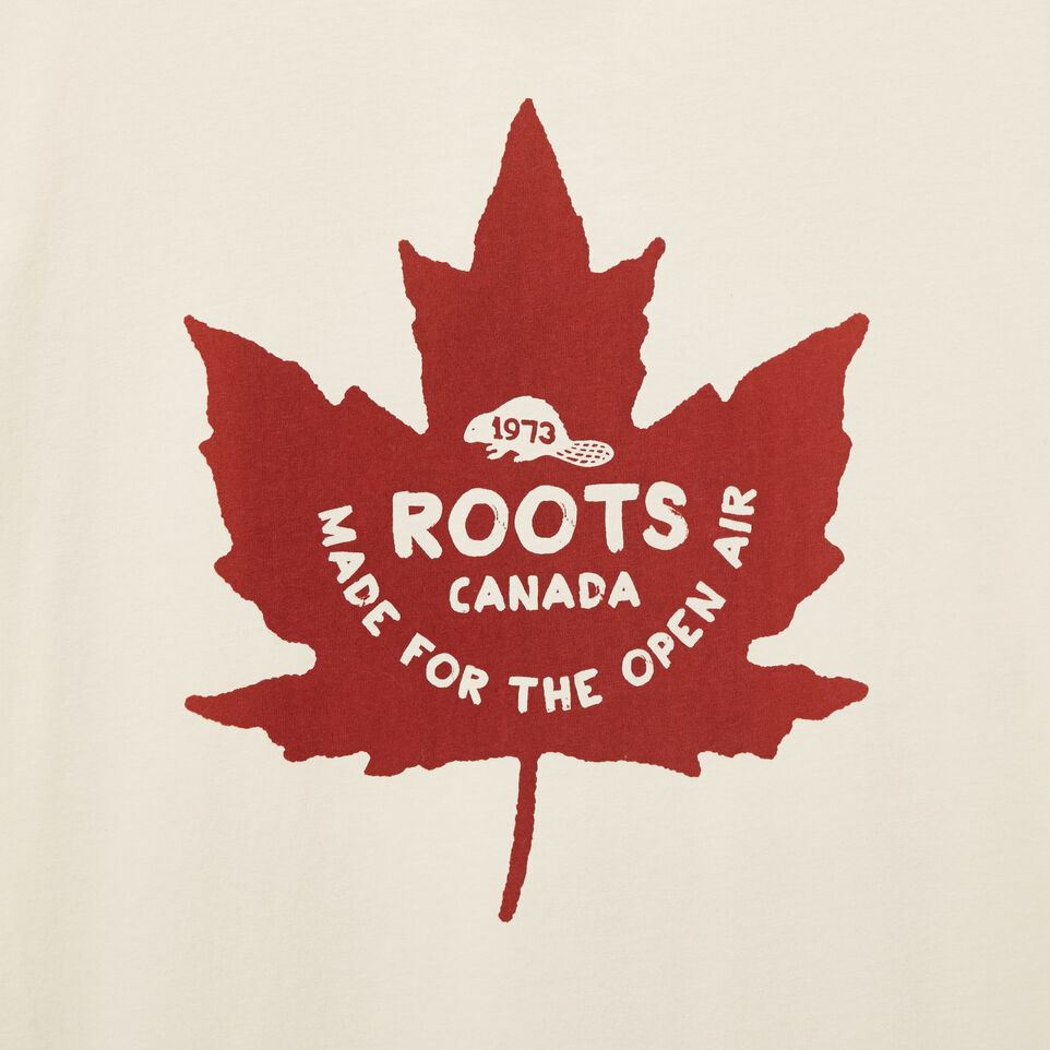 Roots-undefined-T shirt Biologique Springbank-undefined-C
