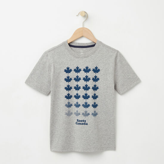 Boys Multi Maple T-shirt