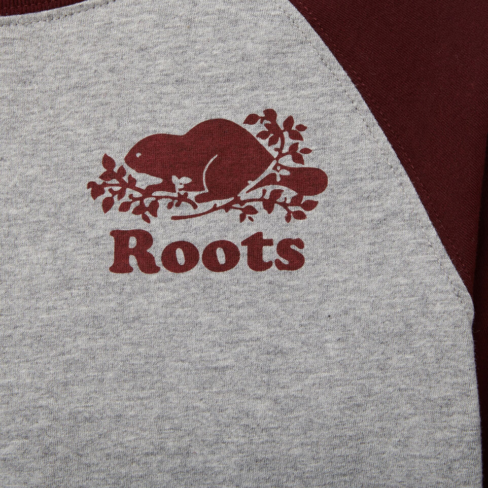 Roots-undefined-Garçons Haut Baseball Riley-undefined-C